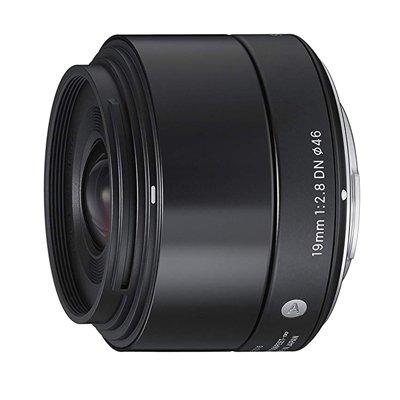 Sigma 19mm f/2.8 DN Sony E