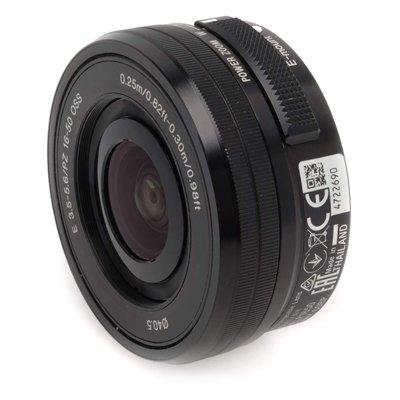 Sony 16-50mm f/3.5-5.6 OSS Retractable