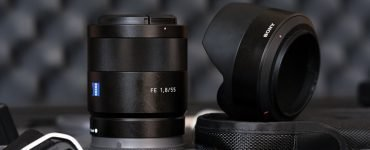Sony 55mm 1.8 Review