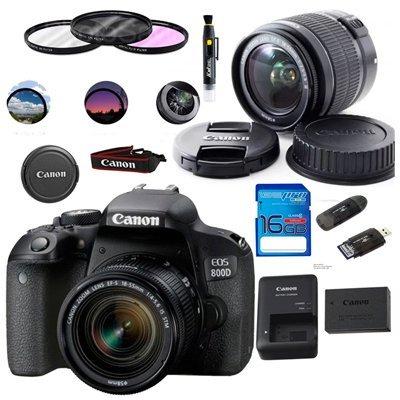 Canon EOS 800D/Rebel T7i Digital SLR Camera
