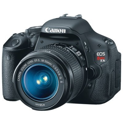 Canon EOS Rebel T3i SLR Camera