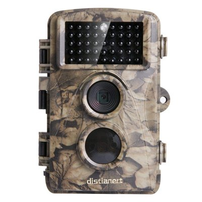 Crenova RD1000 12MP 1080P Low Shine Infra-red Trail Camera