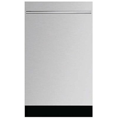 Blomberg DWS55100SS 18 Inch Built In Dishwasher with 8 Wash Cycles