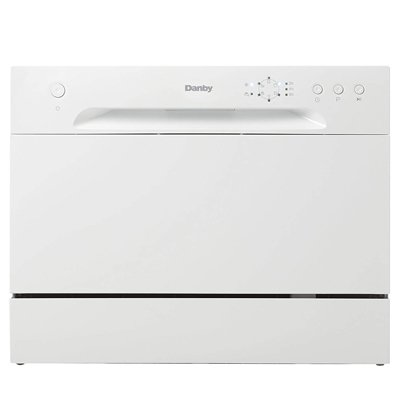 Danby DDW621WDB Countertop Dishwasher
