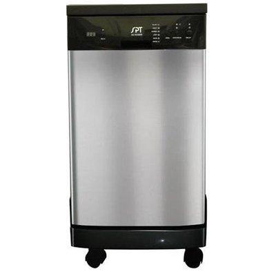 SPT SD-9241SS Energy Star Portable Dishwasher