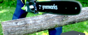 Greenworks 20312 Cordless Electric Chainsaw Review