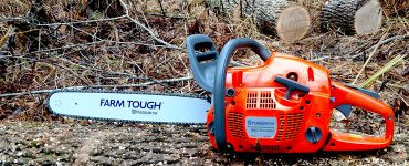 Husqvarna 460 Rancher Gas Chainsaw Review