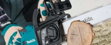 Makita UC4051A Medium-Sized Electric Chainsaw Review