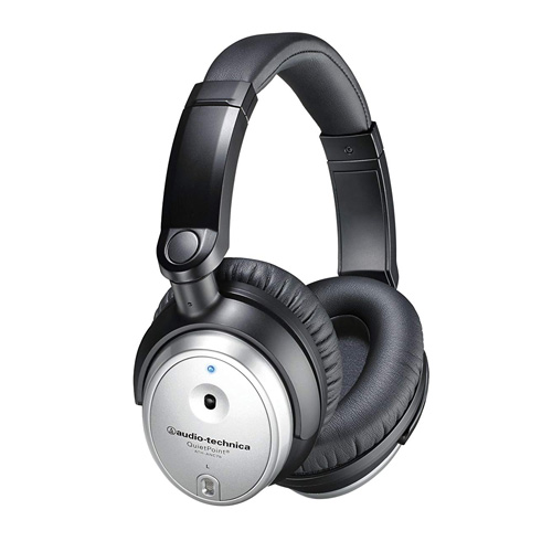 Audio Technica ATH-ANC7B SVIS QuietPoint Noise-Cancelling Headphones