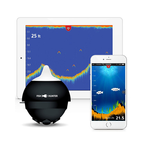 FishHunter PRO Wireless Portable Fish Finder