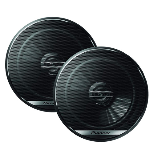 "Pioneer TS-G1620F 6-1/2"" 2-way G-Series Series Coaxial Car Speakers"