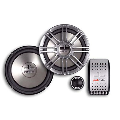 Polk Audio DB6501 6.5-inch 2-way Component Car Speaker System