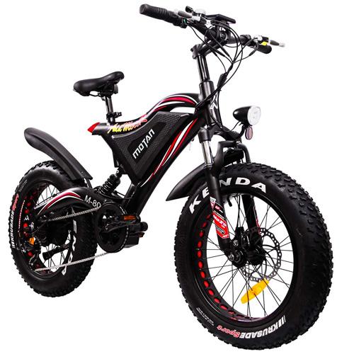 Addmotor MOTAN Electric Snow Beach Mountain Bike
