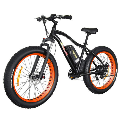 Addmotor MOTAN M-550 Fat Tire Electric Bicycle