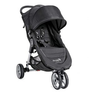 Baby Jogger City Mini Single Jogging Stroller Review