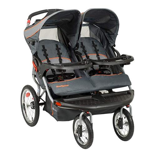 Baby Trend Navigator Double Twin Stroller