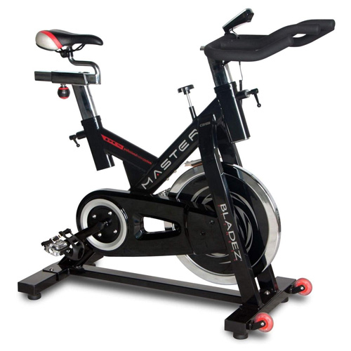 Bladez Fitness Master GS Indoor Cycle Trainer Spin Bike