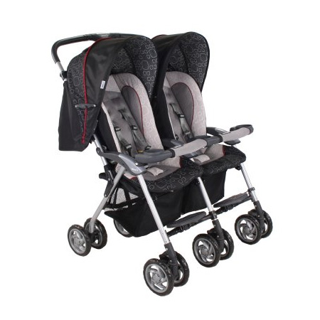 Combi Twin Savvy LX Side by Side Double Stroller