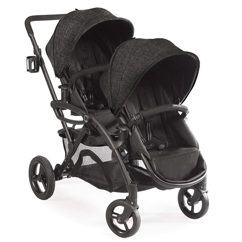 Contours Options Tandem Double Stroller