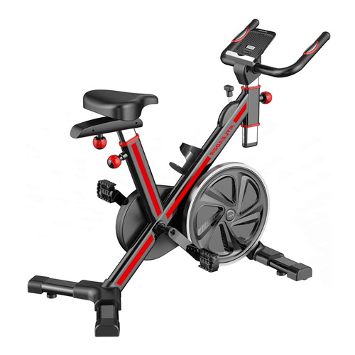 Fitleader FS1 Stationary Exercise Spin Bike