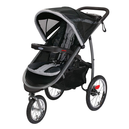 Graco Jastaction Fold Jogger Click Connect Umbrella Stroller