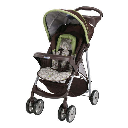 Graco Literider Click Connect Umbrella Stroller