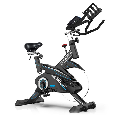 L NOW Indoor Cycling Bike-Pro Exercise Spin Bike
