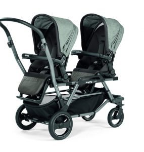 Peg Perego Duette Stroller Review