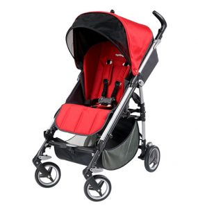 Peg Perego SI Stroller Review