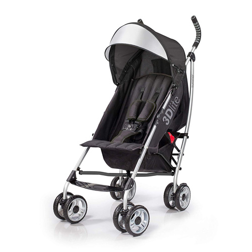 Summer Infant 3D Lite Convenience Umbrella Stroller