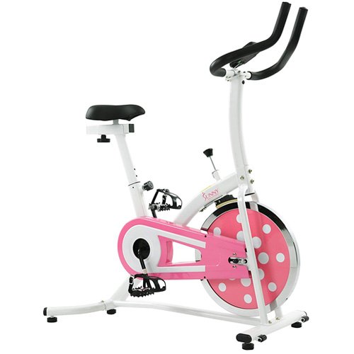 Sunny Health & Fitness Indoor Cycling Exercise Stationary Bike