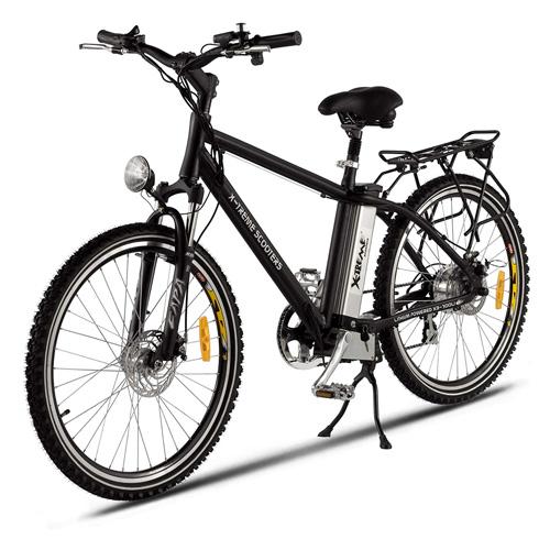 X-Treme Trail MakerHigh Performance Mountain Electric Bike