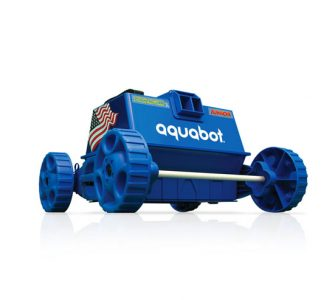 Aquabot APRVJR Pool Rover Robotic Pool Cleaner Review