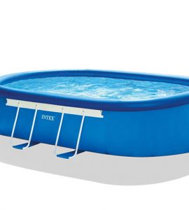Intex Oval Pool Review