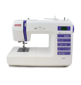 Janome DC2012 Sewing Machine Review