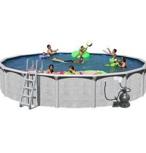 Splash Pools Above Ground Round Pool Review