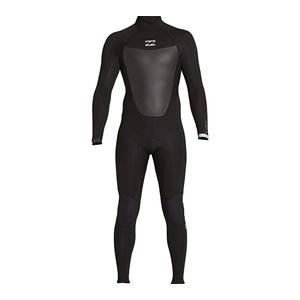Billabong Boy's Foil 3/2 Back Zip Sealed Seam Full Wetsuit