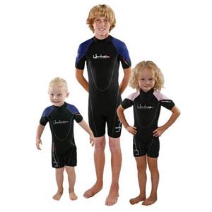 Henderson Juniors 3mm Thermoprene Shorty Wetsuit
