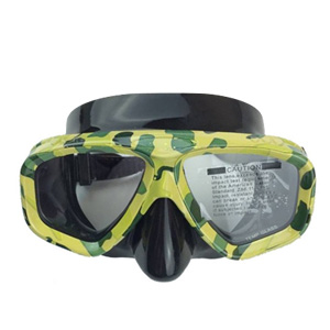 Optimal Scuba Diving Mask