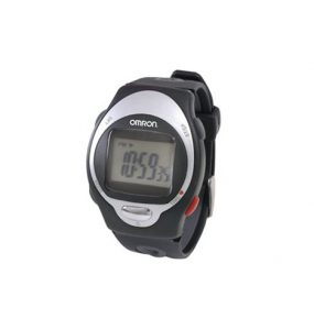 Omron HR-100C Heart Rate Monitor Review