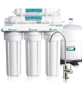 APEC Water Roes-50 5-Stage Reverse Osmosis Water Filter Review