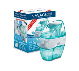 Navage Nose Cleaner Review