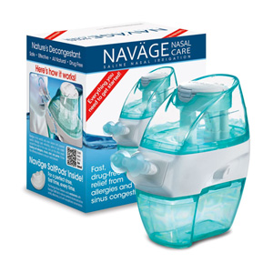 Navage Nose Cleaner