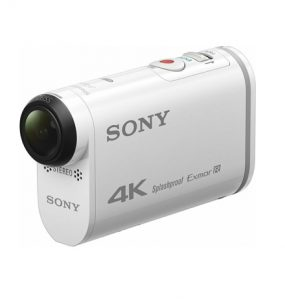 Sony FDR-X1000V 4K Action Camera Review