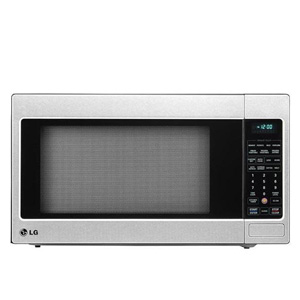 LG LCRT2010ST CounterTop Microwave Oven