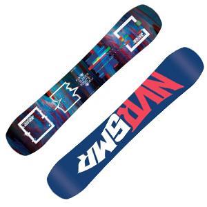 Never Summer 2019 Funslinger Snowboard